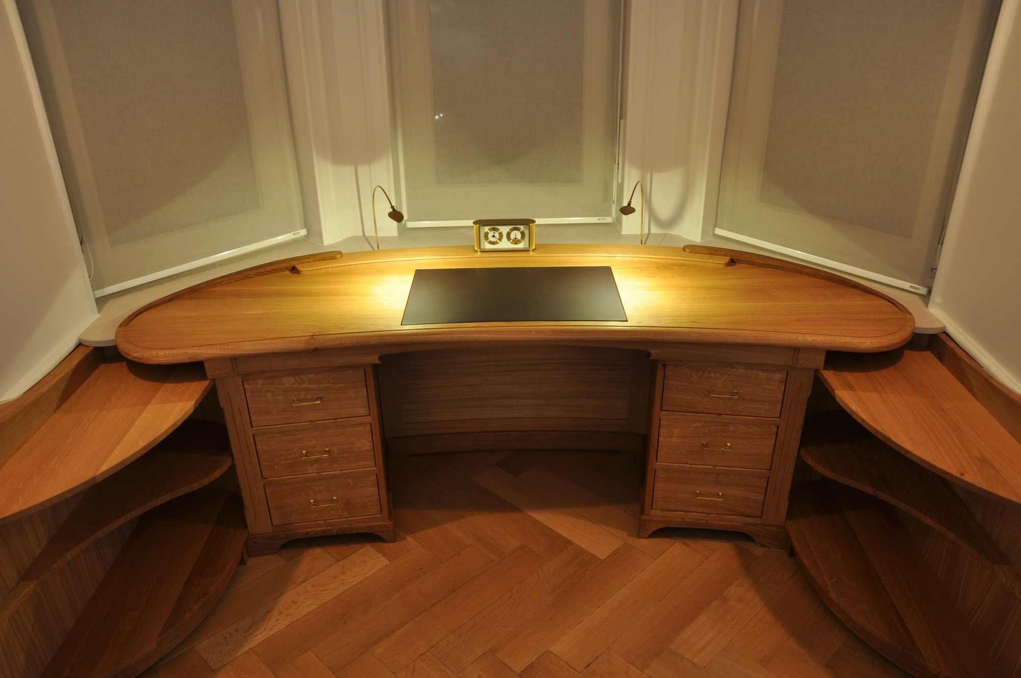 schreibtisch michael daschner schreinerei murnau. Black Bedroom Furniture Sets. Home Design Ideas