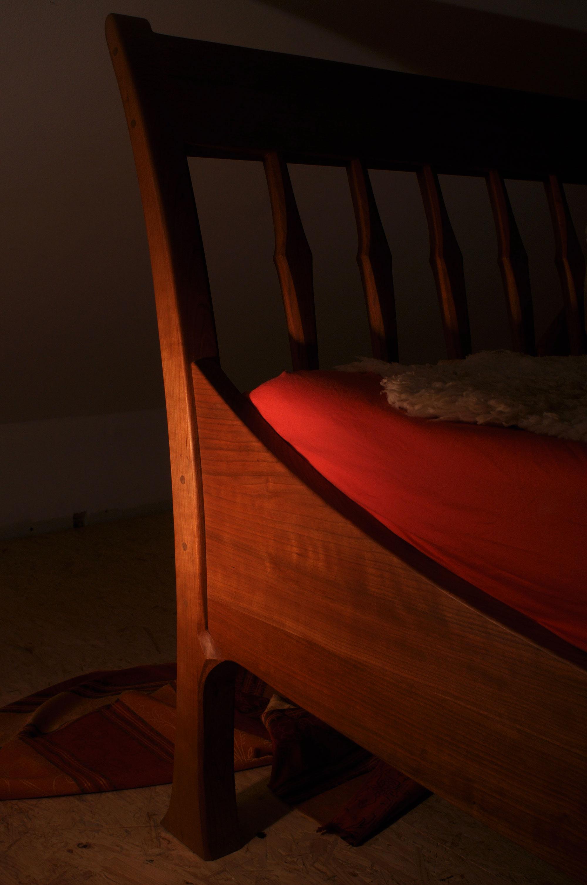 bett michael daschner schreinerei murnau. Black Bedroom Furniture Sets. Home Design Ideas